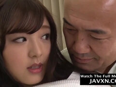 Japanese Teenager And Stepdaddy asian old and young