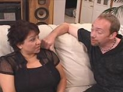 Sizeable Boobs Latina Wife Fucked by Dirty D