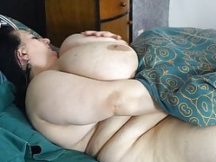 Sunniva Lind masturbates and plus cums 1080p