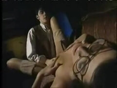 Vintage Euro Movie - hot sex with bride