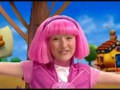 Lazy Town  Bing Bong  sub to my Youtube : JamzCi