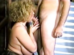 dee dee reeves huge saggy tits titfucked sucking dick