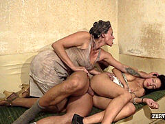 enormously dirty taboo family
