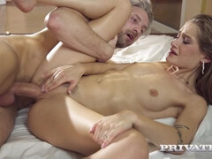 The Pilot and the Masseur, with Tiffany Tatum