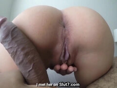 Amazing Step Sister POINT OF VIEW Blowing And Ride