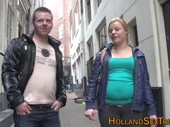Dutch hooter mammaries spunked - amateur porn