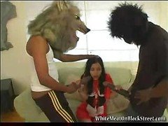 Monster love pole attack for the hot small legal teen taking it each and all in