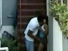 Students Caught By Voyeur camera By Neighbour