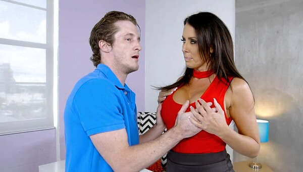 Awesome porn movie with Reagan Foxx and Brick Danger