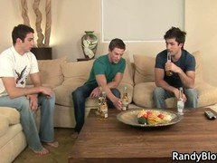 Super hot studs in man-loving foursome part4