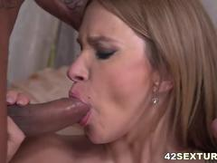 Big cocked men double penetrated Angel Piaffs holes