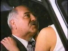 Mature Guy With Hooker In Car
