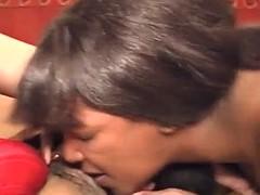 čierna Africká lesbické com