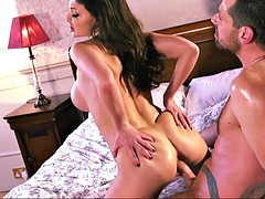 euro girl aletta ocean gets her rear hole hammered
