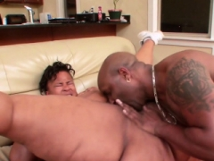 Excited Big beautiful women wants his monster cock
