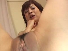 Fine-looking Anna Watase performing in hardcore XXX video