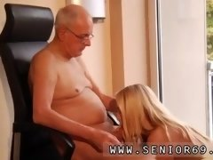 Blonde 18-19 year old swallow Paul rigid poke Christen