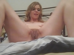 Wife Gets down and dirty Big Black Vibrator