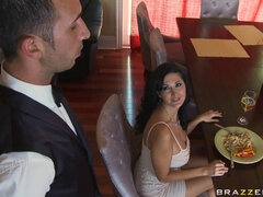 Ava Addams fucks the butler - ava addams