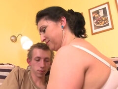 Nasty Big Melons Fleshy Mommy Humped
