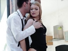 Private.com - Sexy Maid Lucy Heart Has an intercourse Her Brains Out!