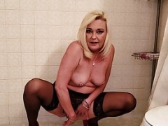 Nasty Urinating Snatch Whore Instruction with Ms Paris Rose