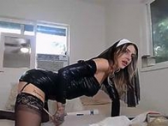 Want To Play With A Dirty Nun....