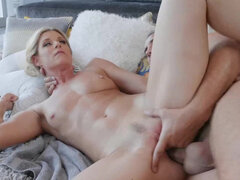 MILF India Summer get fingered til squirting then balls deep fucked