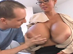 Hottie Mom Bitch Minka Loves To Get Laid